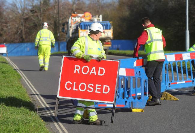 Road closure outside of Fairisle Junior and Infant School to promote improving air quality and safety outside the school gates - closing the road.