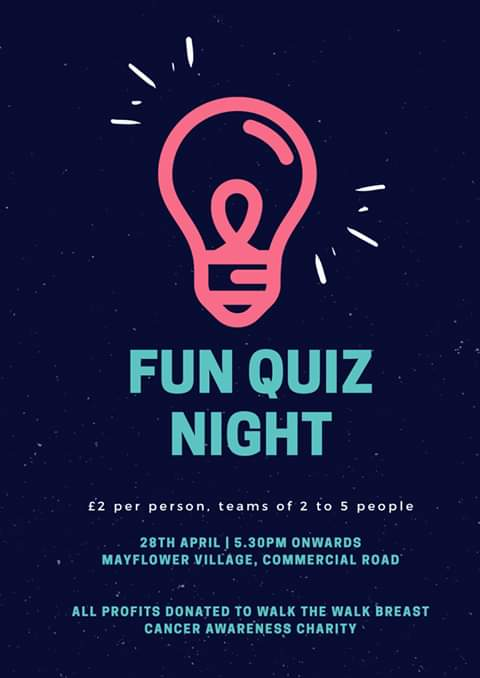 Fun Charity Quiz Evening