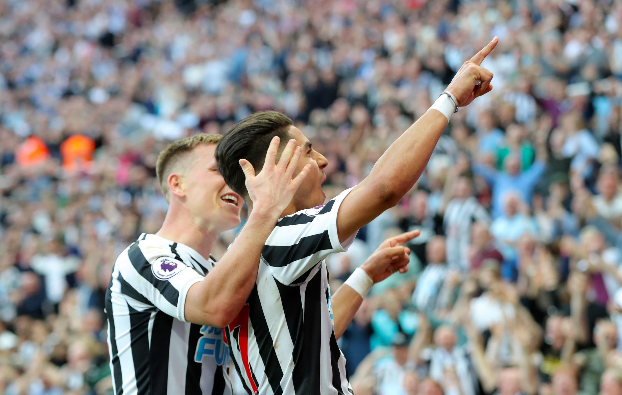Newcastle 3-1 Southampton: Lemina scores but Perez sinks Saints