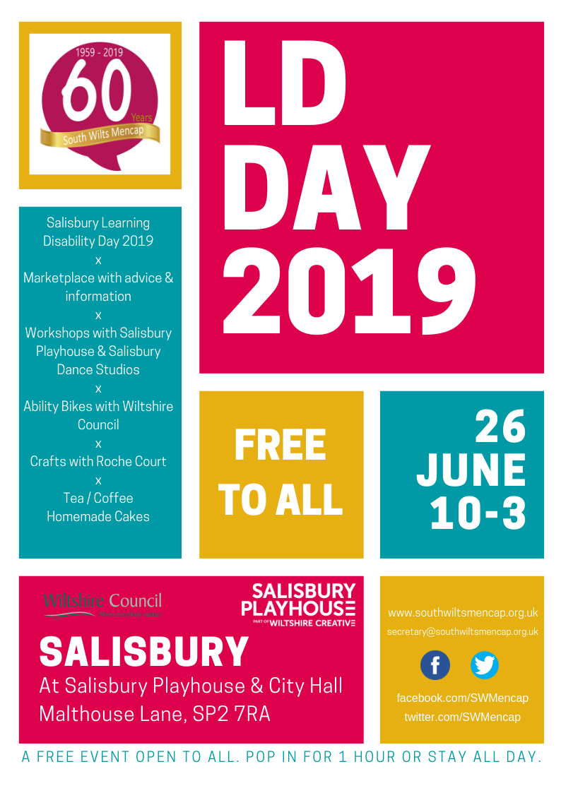 Salisbury Learning Disability Day