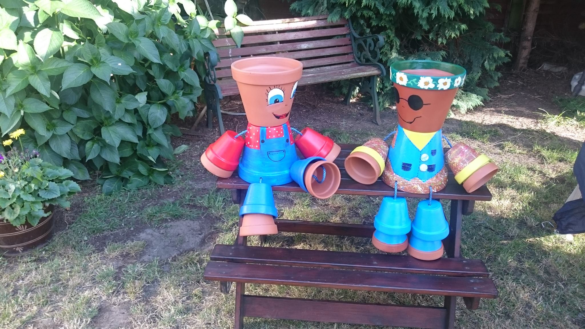 Plant Pot People - Craft Event for Adults