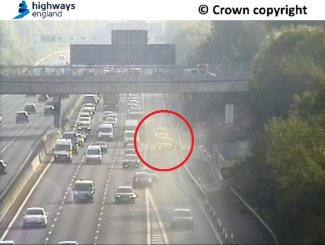 Delays on M27 after breakdown on M271 slip road