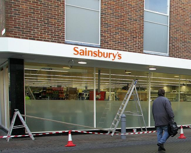 Sainsbury's in Winchester